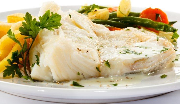 El pescado blanco te ayudará a verte más joven