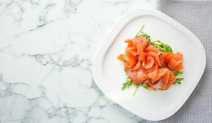 Los beneficios que trae el salmón son numerosos
