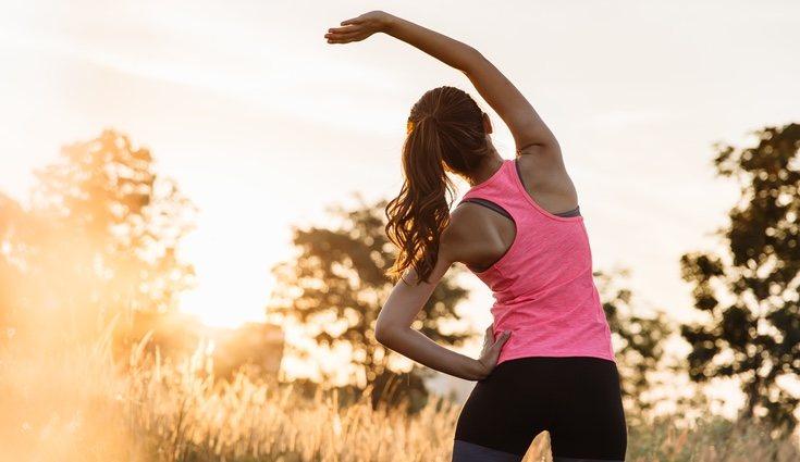 Los estiramientos ayudan a reducir dolores musculares