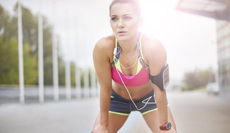 No respirar correctamente puede producir fatiga, agotamiento, mareos y un peor rendimiento