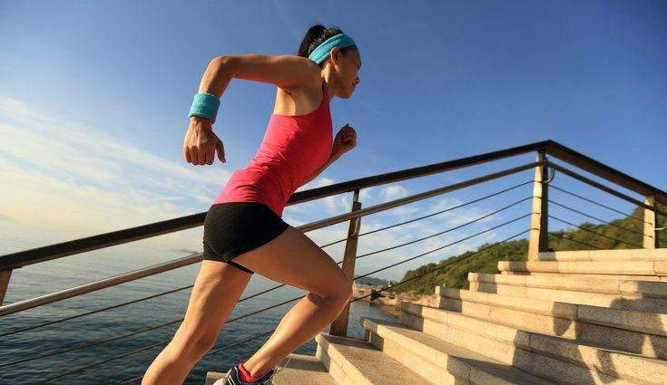 En el running la respiración se debe adaptar al ritmo de la carrera