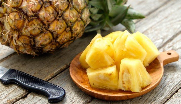 La dieta de la piña ayuda a depurar el hígado