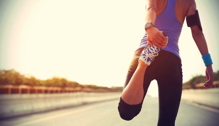 Estirar después de correr es imprescindible
