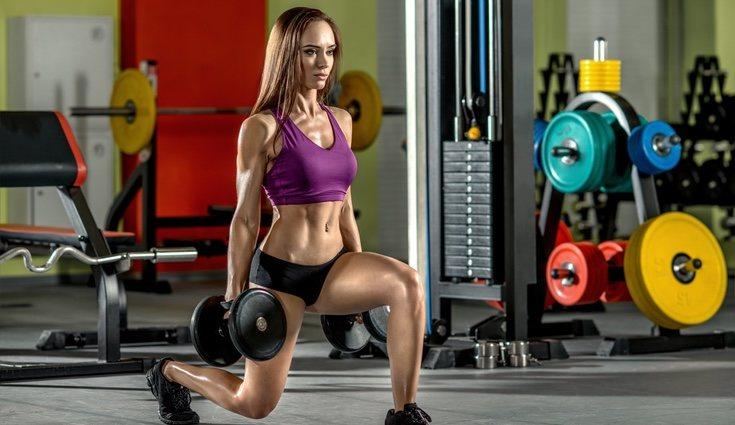 Unas piernas fuertes garantizan más potencia general a la hora de realizar el resto de los ejercicios