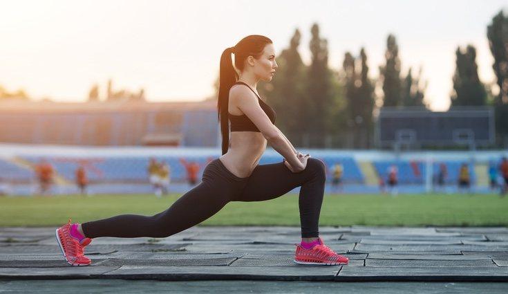 Si el músculo de las piernas está fuerte, las articulaciones se verán reforzadas y más resistentes