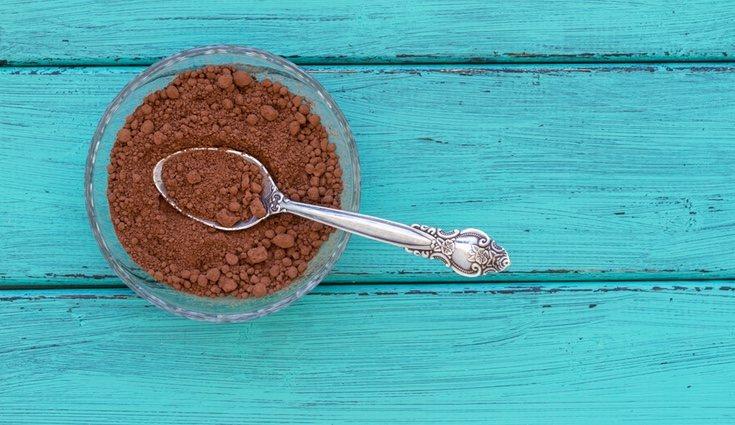 El cacao puro es uno de los alimentos que más fibra tienen