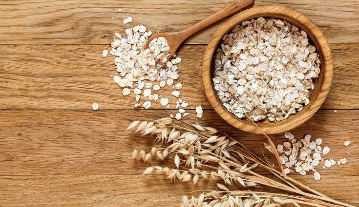La avena es un cereal rico en proteína