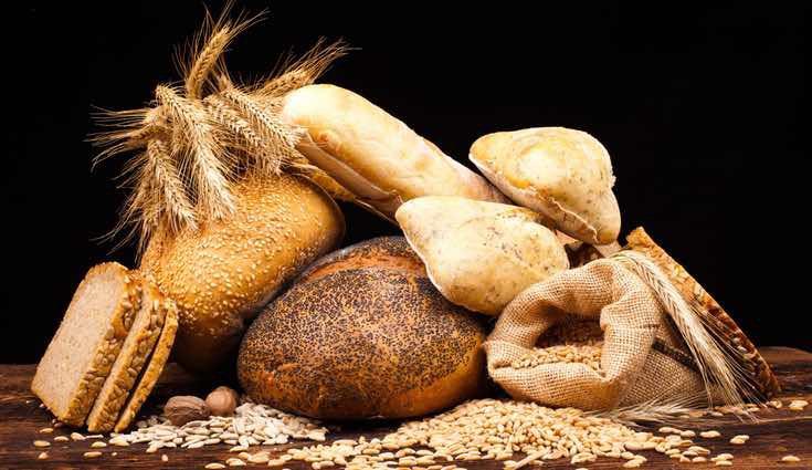 Los panes con semillas también tienen menos calorías