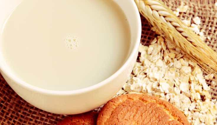 avena con leche ayuda a bajar de peso