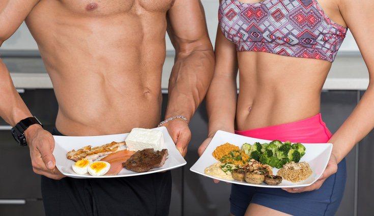 La quinoa es un alimento perfecto para las comidas antes de realizar ejercicio físico