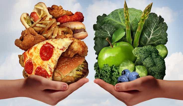 Evita los fritos y los rebozados en tu dieta