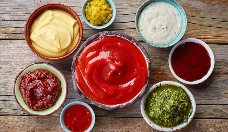 Las salsas compradas están plagadas de ingredientes nocivos que pasan desapercibidos