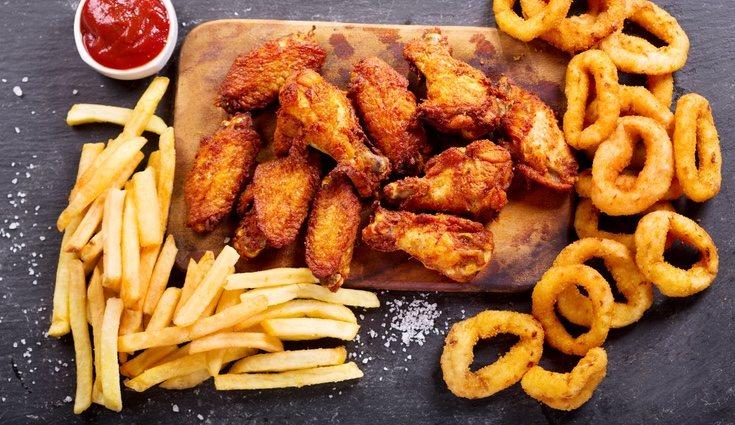 Las grasas saturadas son el mayor peligro que suponen estos alimentos