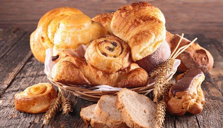 La bollería industrial utiliza grasas saturadas como el aceite de palma