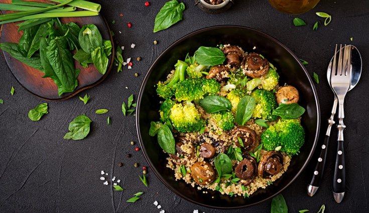 La quinoa goza de un alto contenido en proteínas