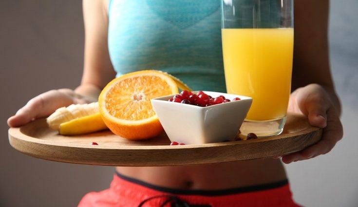 La fruta es imprescindible en cualquier desayuno