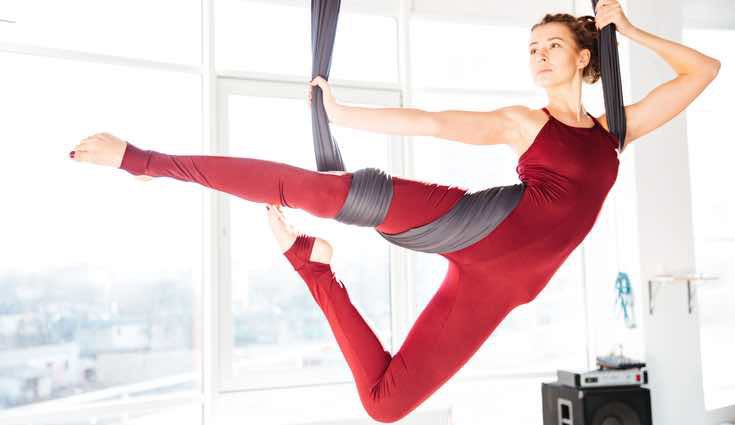 La cuerda te ayuda a conseguir el equilibrio