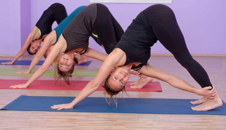 Hay que buscar el yoga que más se adapte a ti