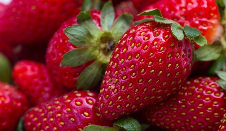 Las fresas hidratan, sacian y son muy nutritivas