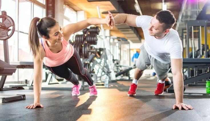 Cuando los ovarios comienzan el ciclo de nuevo es el mejor momento para entrenar