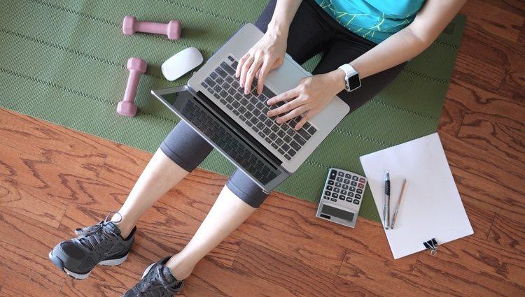 El ajetreado ritmo de vida actual puede no dejarte tiempo para ir al gimnasio
