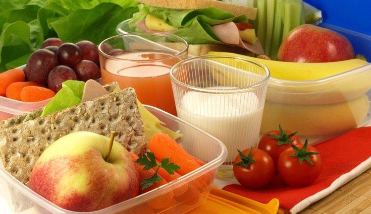 Una dieta saludable y equilibrada es fundamental para que el ejercicio resulte efectivo
