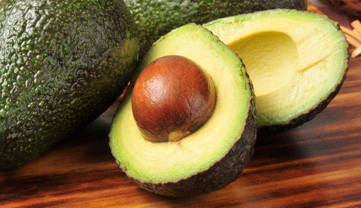El mango y el aguacate son ideales por su bajo porcentaje calórico
