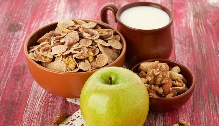 Inclúyelos en tu desayuno como complemento