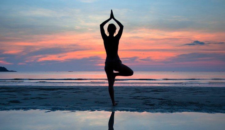 Las posturas del Hatha Yoga son muy sencillas de seguir