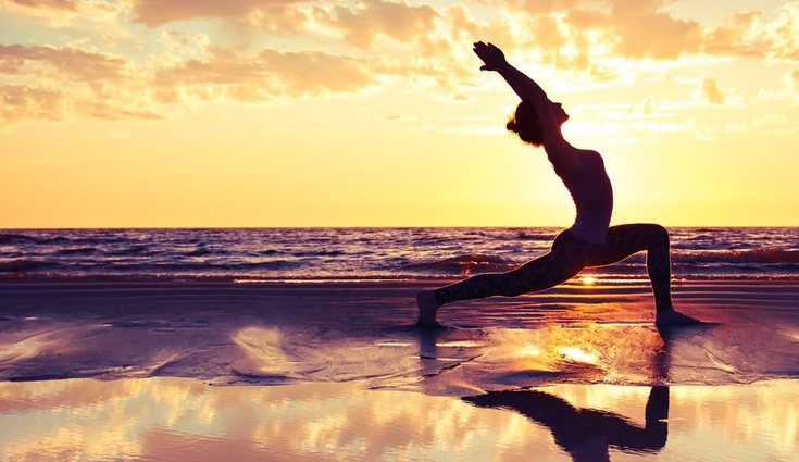 Con el Hatha Yoga se consigue una gran flexibilidad