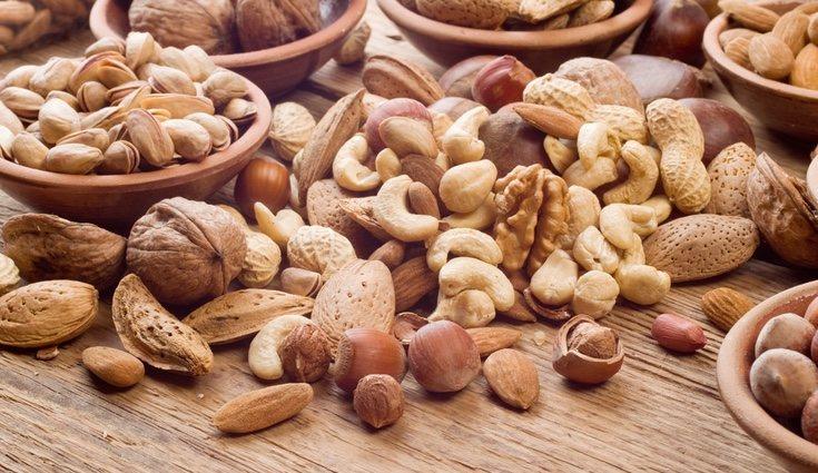 Los frutos secos son el aperitivo perfecto para comer entre horas