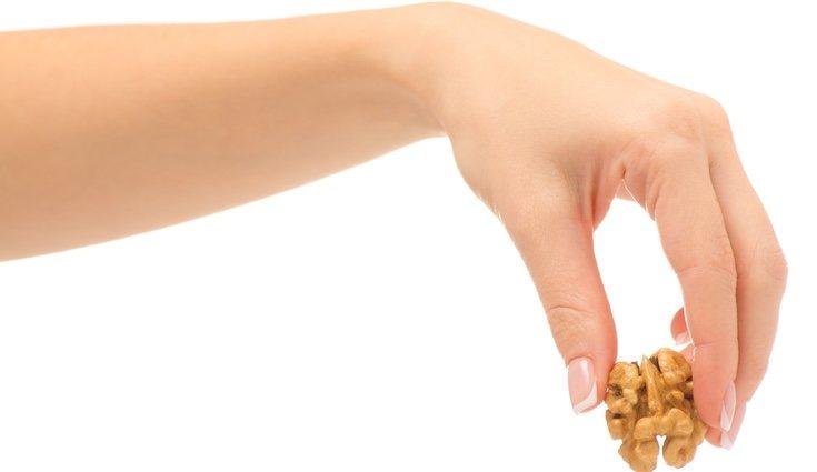 Los frutos secos aportan mucha energía antes de actividades físicas
