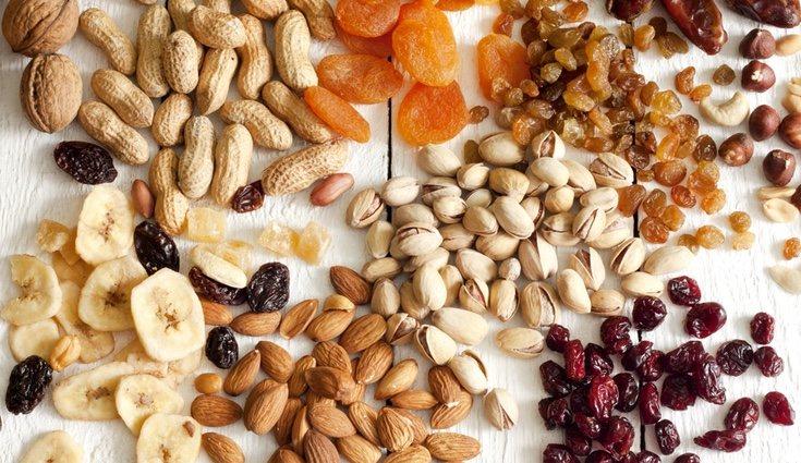 Estudios han confirmado que los frutos secos ayudan a la pérdida de peso