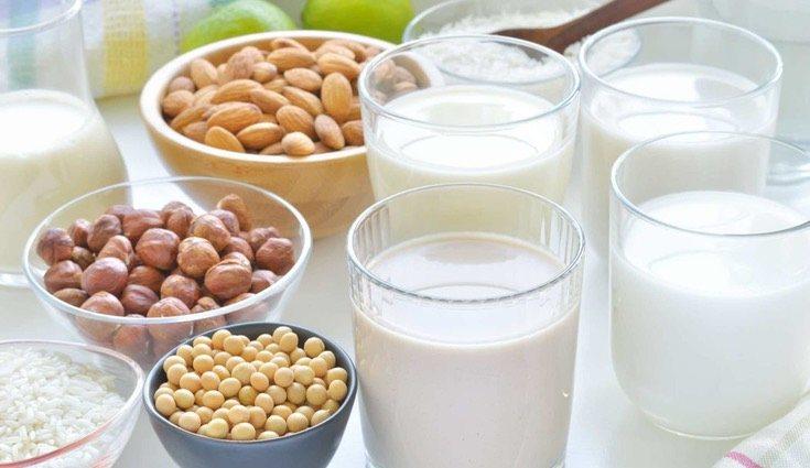 La leche eleva notoriamente la cantidad de calorías