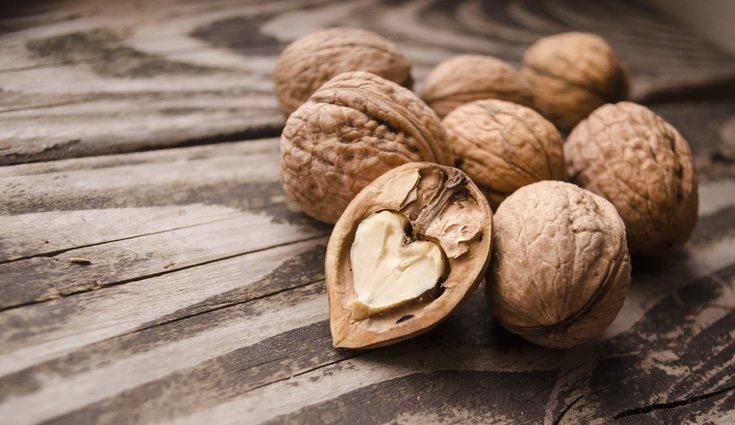 Las nueces tienen un bajo aporte calórico, por lo que son muy beneficiosas