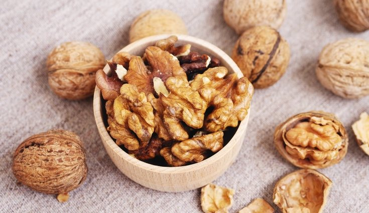 Los mejores momentos para comer nueces son durante el desayuno y al mediodía