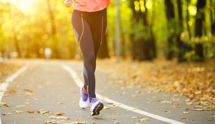 El running ayuda a liberar el estrés y despejar la mente