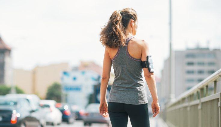 Alterna entre correr y andar para no sobrecargar tu cuerpo