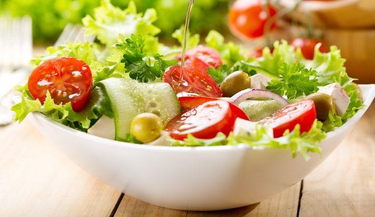 Una ensalada será nuestra gran aliada para cuidar nuestra alimentación
