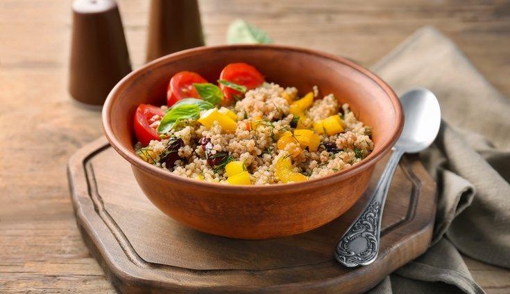 La quinoa un alimento idóneo tanto para los más pequeños como para los mayores