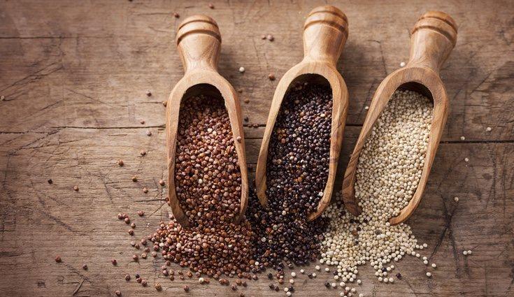 Es un alimento que posee un gran equilibrio de proteínas, grasas, hidratos de carbono y minerales