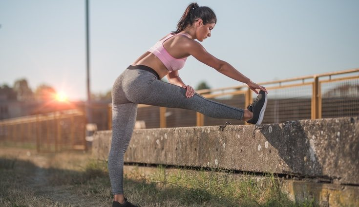 Algo recomendable es consultar a un especialista antes de realizar deporte