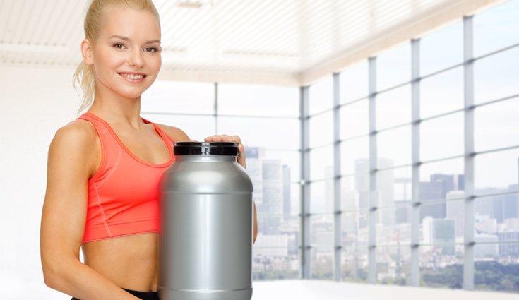 La mayor parte de la creatina que se produce en el organismo se almacena en los músculos