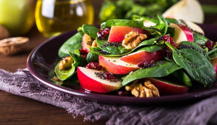 Se introducir la nuez como complemento en nuestras comidas diarias