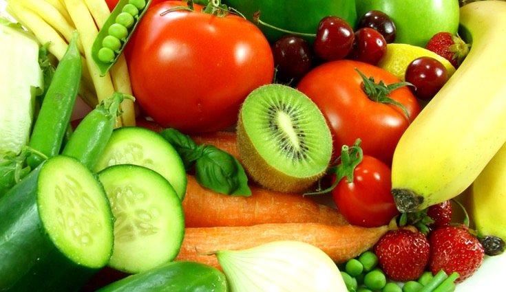 Aumenta el consumo de frutas y verduras