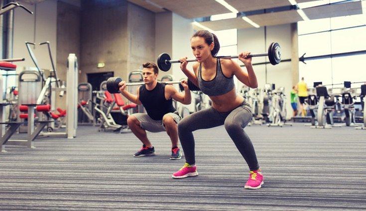 La bursitis puede desarrollarse por la mala realización de los ejercicios
