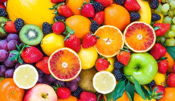 Las frutas y las verduras serán tus aliados