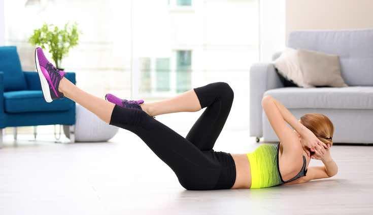 Ciertos ejercicios ayudas a rebajar la grasa