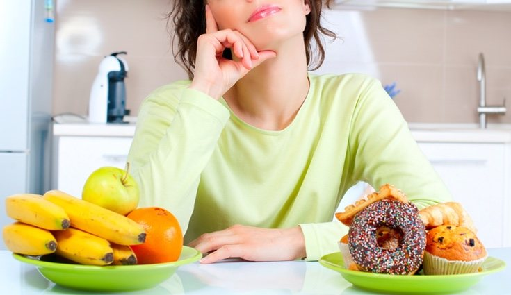 Debemos elegir bien el tipo de alimento que consumimos