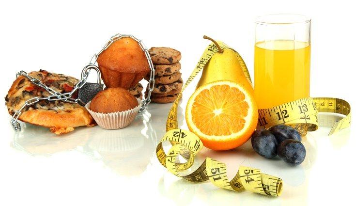 Los alimentos con alto índice glucémico pueden ser perjudiciales para la salud
